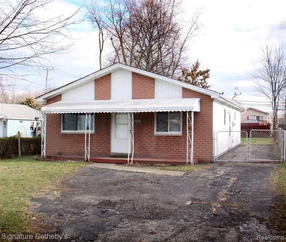 15085 Beech Daly Rd W, Taylor, MI 48180 (MLS #R219120422) :: Berkshire Hathaway HomeServices Snyder & Company, Realtors®