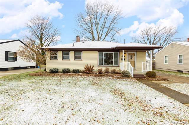 1360 Warrington St, Realcomp Out Of Area, MI 48043 (MLS #R219120455) :: Berkshire Hathaway HomeServices Snyder & Company, Realtors®