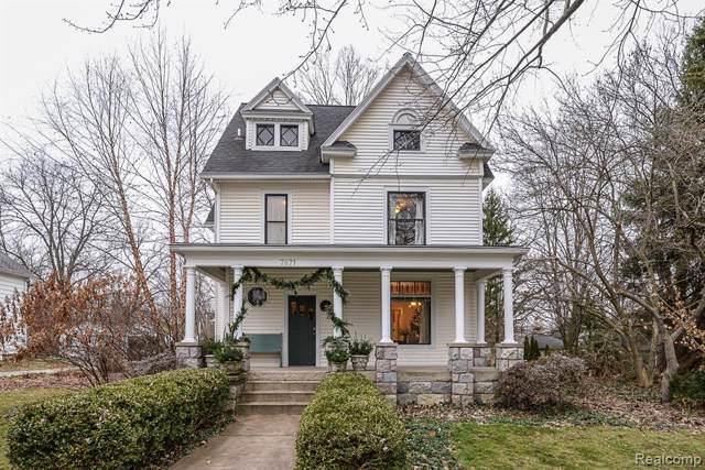 7871 Ann Arbor St E, Dexter, MI 48130 (MLS #R219120727) :: Berkshire Hathaway HomeServices Snyder & Company, Realtors®
