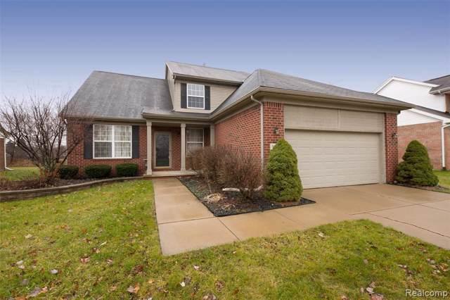9933 Rolan Meadows Dr, Van Buren, MI 48111 (MLS #R219120738) :: Berkshire Hathaway HomeServices Snyder & Company, Realtors®