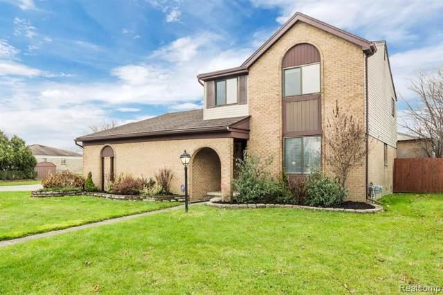 38419 Arlingdale Dr, Sterling Heights, MI 48310 (MLS #R219120832) :: Berkshire Hathaway HomeServices Snyder & Company, Realtors®