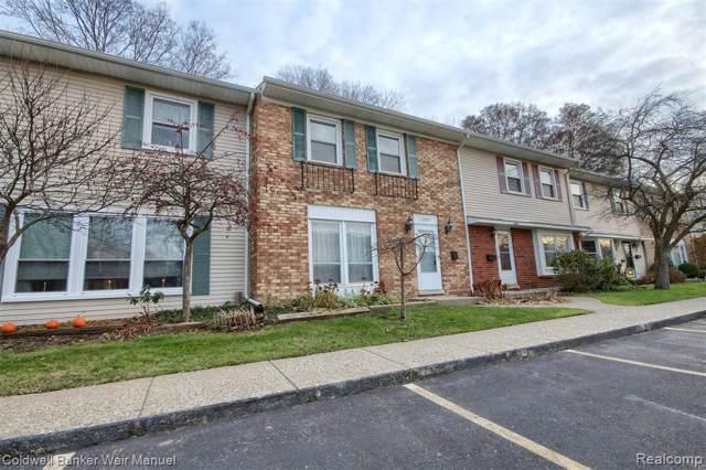 13251 Lake Point Blvd, Van Buren, MI 48111 (MLS #R219120994) :: Berkshire Hathaway HomeServices Snyder & Company, Realtors®