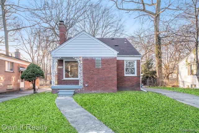 18295 Salem St, Detroit, MI 48219 (MLS #R219121503) :: Berkshire Hathaway HomeServices Snyder & Company, Realtors®