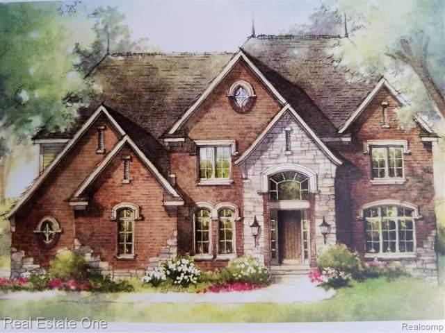 13019 Cathedral Crt, Utica, MI 48315 (MLS #R219121637) :: Berkshire Hathaway HomeServices Snyder & Company, Realtors®