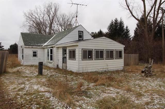 2465 Mitchell Lake Rd, Attica, MI 48412 (MLS #R219121646) :: Berkshire Hathaway HomeServices Snyder & Company, Realtors®