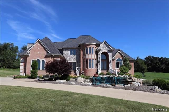 5368 Victorian Mdws, Dryden, MI 48428 (MLS #R219121860) :: Berkshire Hathaway HomeServices Snyder & Company, Realtors®