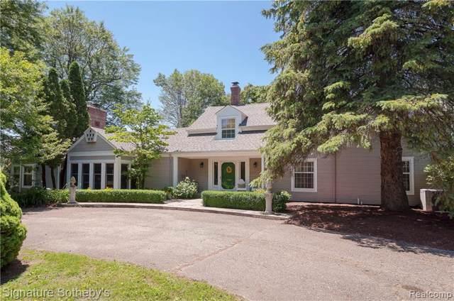 3114 Casey Rd, Metamora, MI 48455 (MLS #R219122082) :: Berkshire Hathaway HomeServices Snyder & Company, Realtors®