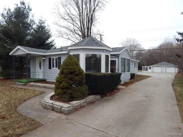 3214 Krafft Rd, Fort Gratiot, MI 48059 (MLS #R219122237) :: Berkshire Hathaway HomeServices Snyder & Company, Realtors®