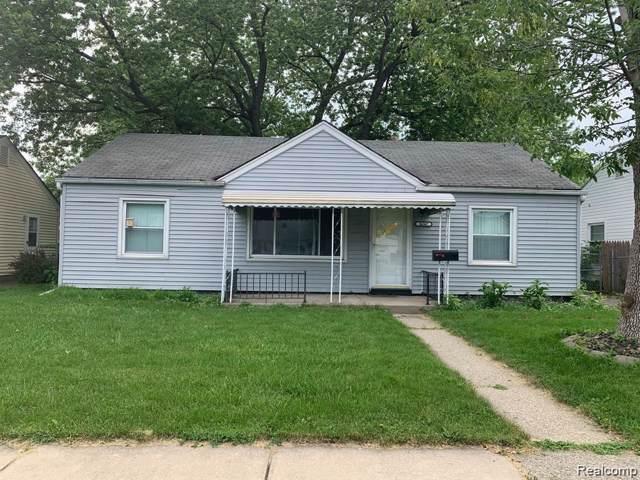26367 Ridgemont St, Roseville, MI 48066 (MLS #R219122266) :: Berkshire Hathaway HomeServices Snyder & Company, Realtors®