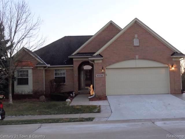8336 Prestwick Ln, Washington, MI 48095 (MLS #R219122285) :: Berkshire Hathaway HomeServices Snyder & Company, Realtors®
