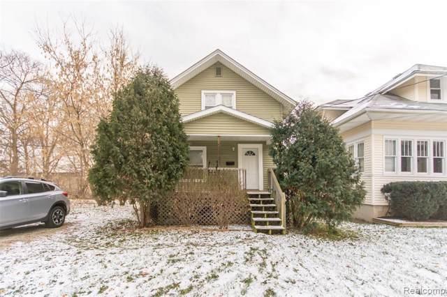 137 Mifflin Ave, Lansing, MI 48912 (MLS #R219122522) :: Berkshire Hathaway HomeServices Snyder & Company, Realtors®
