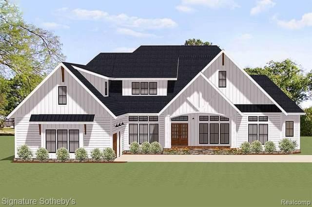 7916 Ford Rd, Ypsilanti, MI 48189 (MLS #R219122904) :: Berkshire Hathaway HomeServices Snyder & Company, Realtors®