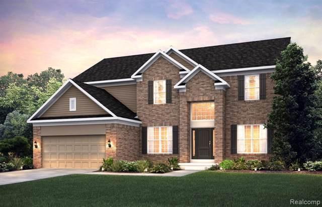 646 Arlington Dr, Saline, MI 48176 (MLS #R219122925) :: Berkshire Hathaway HomeServices Snyder & Company, Realtors®