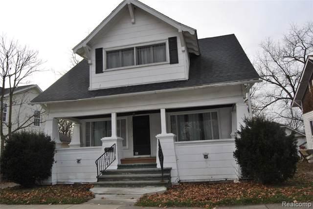717 N Madison St, Lapeer, MI 48446 (MLS #R219123163) :: Berkshire Hathaway HomeServices Snyder & Company, Realtors®