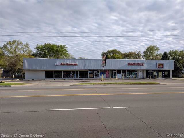 26000 Plymouth Road, Redford, MI 48239 (MLS #R219125130) :: Berkshire Hathaway HomeServices Snyder & Company, Realtors®