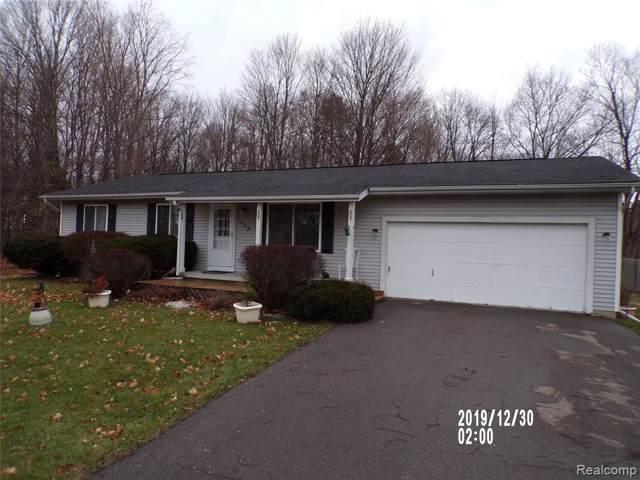 1059 Sunnydale St, Burton, MI 48509 (MLS #R219125176) :: Berkshire Hathaway HomeServices Snyder & Company, Realtors®