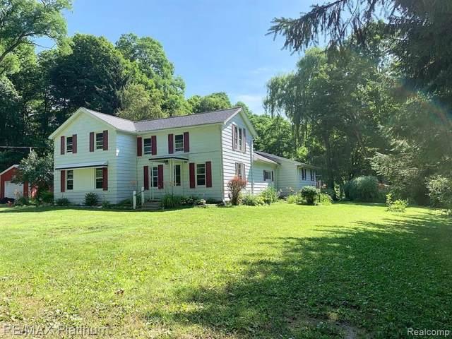 7195 N Parma Rd, Parma, MI 49269 (MLS #R2200000776) :: Berkshire Hathaway HomeServices Snyder & Company, Realtors®