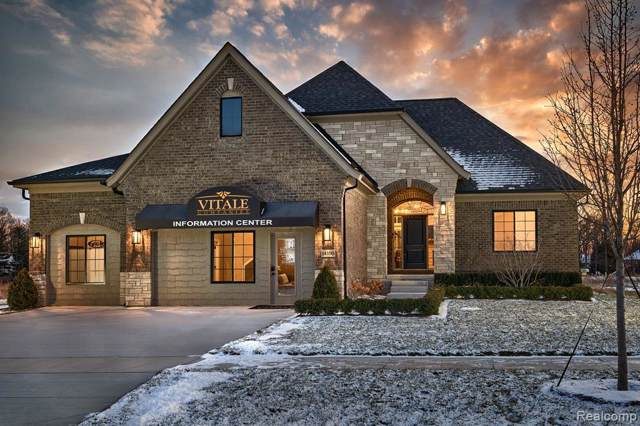 14100 Jode Park Crt, Shelby, MI 48315 (MLS #R2200002323) :: Berkshire Hathaway HomeServices Snyder & Company, Realtors®