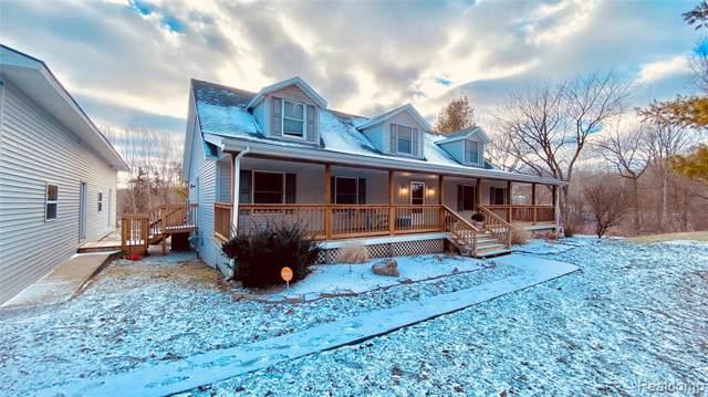 5766 Hummer Lake Rd, Oxford, MI 48371 (MLS #R2200003046) :: Berkshire Hathaway HomeServices Snyder & Company, Realtors®