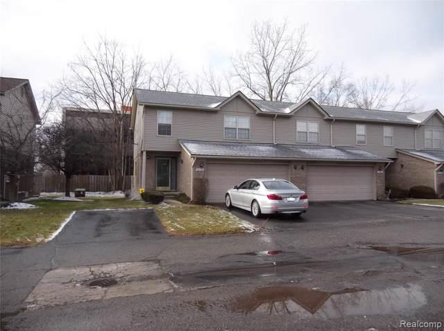 24173 E Lathrup Blvd, Southfield, MI 48075 (MLS #R2200003163) :: Berkshire Hathaway HomeServices Snyder & Company, Realtors®