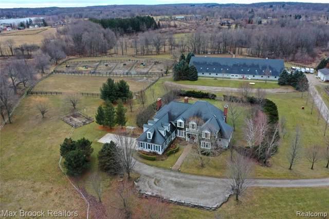 3730 Rock Valley Rd, Metamora, MI 48455 (MLS #R2200003326) :: Berkshire Hathaway HomeServices Snyder & Company, Realtors®