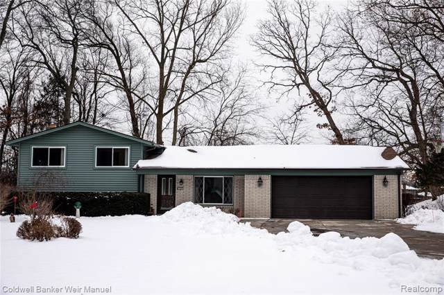 3808 San Mateo Rd, Waterford, MI 48329 (MLS #R2200003466) :: Berkshire Hathaway HomeServices Snyder & Company, Realtors®