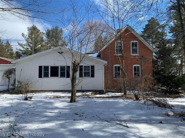6308 Maple Grove Rd, Palms, MI 48465 (MLS #R2200003587) :: Berkshire Hathaway HomeServices Snyder & Company, Realtors®
