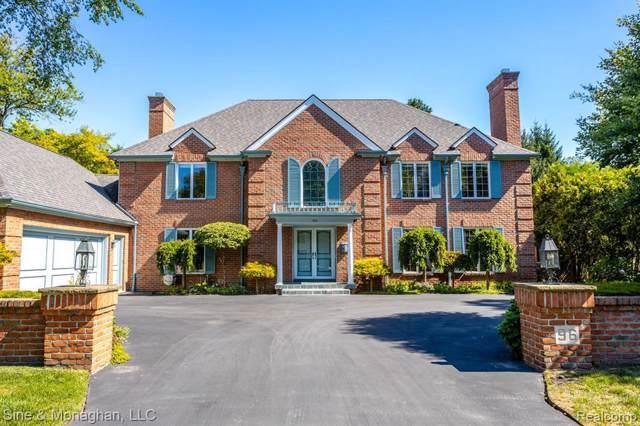 96 Lewiston Rd, Grosse Pointe Farms, MI 48236 (MLS #R2200003837) :: Berkshire Hathaway HomeServices Snyder & Company, Realtors®