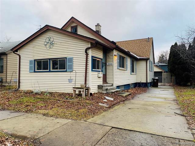 2022 Hampton Rd, Grosse Pointe Woods, MI 48236 (MLS #R2200003885) :: Berkshire Hathaway HomeServices Snyder & Company, Realtors®