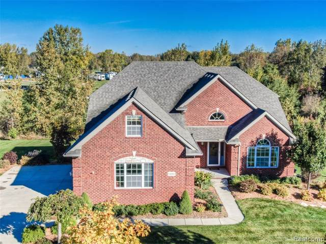 54080 West Crt, South Lyon, MI 48178 (MLS #R2200004057) :: Berkshire Hathaway HomeServices Snyder & Company, Realtors®