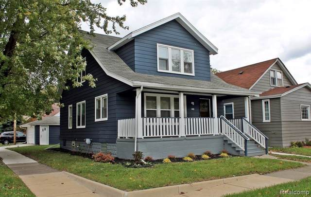1682 Lafayette Blvd, Lincoln Park, MI 48146 (MLS #R2200004236) :: Berkshire Hathaway HomeServices Snyder & Company, Realtors®