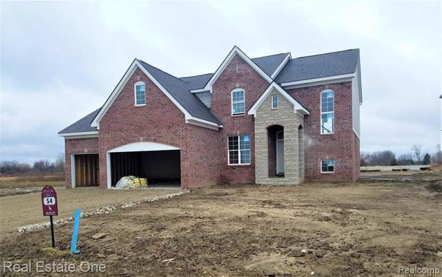 51611 Creek View Dr, Chesterfield, MI 48051 (MLS #R2200004268) :: Berkshire Hathaway HomeServices Snyder & Company, Realtors®