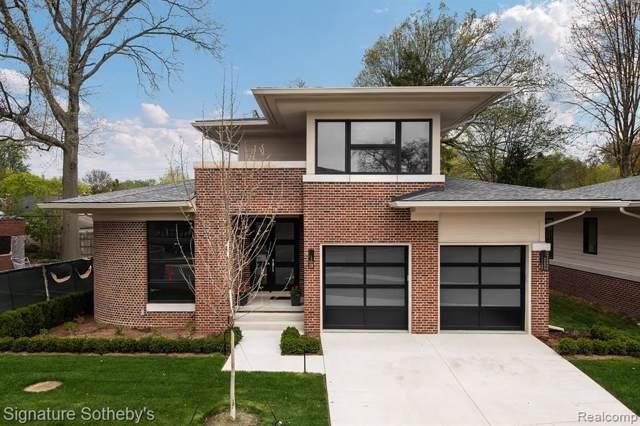 356 Moselle Plc, Grosse Pointe Farms, MI 48236 (MLS #R2200004271) :: Berkshire Hathaway HomeServices Snyder & Company, Realtors®