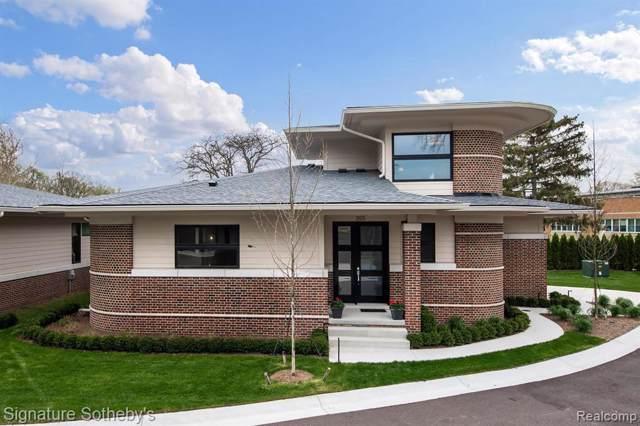 355 Moselle Plc, Grosse Pointe Farms, MI 48236 (MLS #R2200004276) :: Berkshire Hathaway HomeServices Snyder & Company, Realtors®