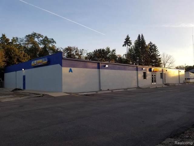 265 S Harris Road, Ypsilanti, MI 48198 (MLS #R2200004546) :: Berkshire Hathaway HomeServices Snyder & Company, Realtors®