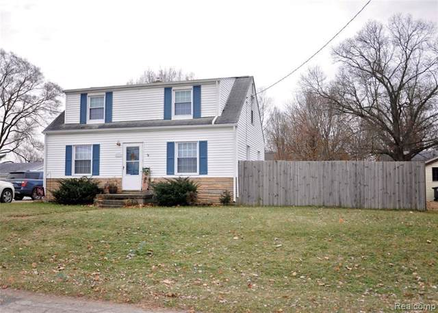 119 Cardinal Crest, Jackson, MI 49202 (MLS #R2200004550) :: Berkshire Hathaway HomeServices Snyder & Company, Realtors®