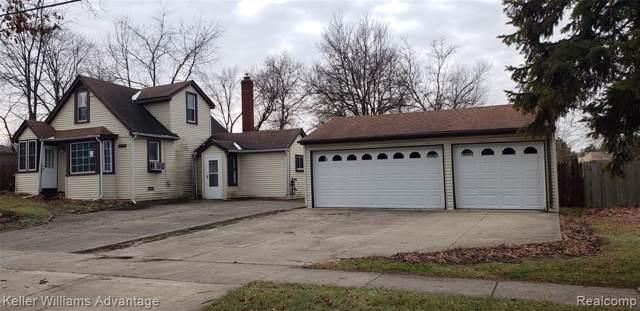 28301 Revere Ave, Warren, MI 48092 (MLS #R2200004761) :: Berkshire Hathaway HomeServices Snyder & Company, Realtors®
