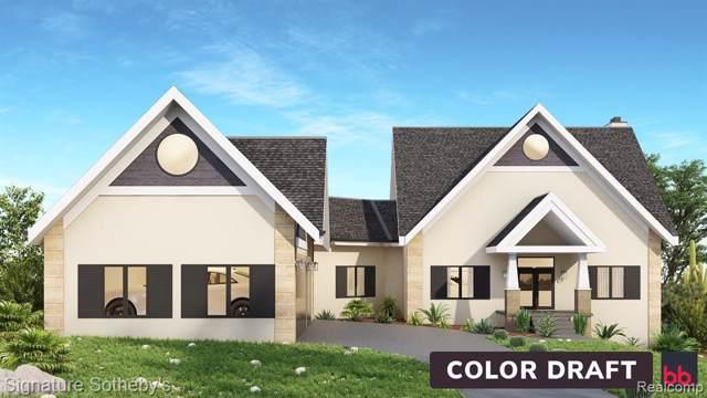 2232 Meadow Crt, Addison, MI 48367 (MLS #R2200004772) :: Berkshire Hathaway HomeServices Snyder & Company, Realtors®