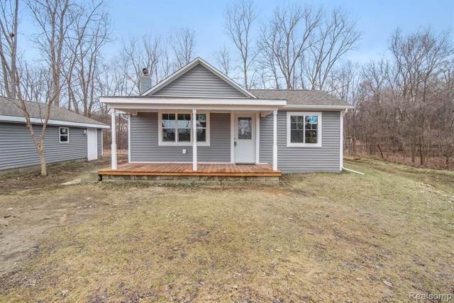 6840 N Mi State Road 52, Chelsea, MI 48118 (MLS #R2200004996) :: Berkshire Hathaway HomeServices Snyder & Company, Realtors®