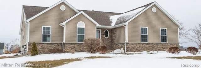 1002 Fishville Rd, Grass Lake, MI 49240 (MLS #R2200005339) :: Berkshire Hathaway HomeServices Snyder & Company, Realtors®