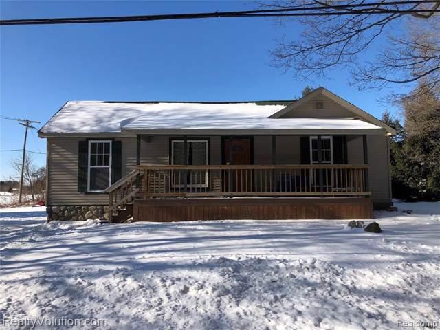 450 S Lake Pleasant Rd, Attica, MI 48412 (MLS #R2200005378) :: Berkshire Hathaway HomeServices Snyder & Company, Realtors®