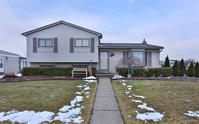 5318 Windham Dr, Sterling Heights, MI 48310 (MLS #R2200005560) :: Berkshire Hathaway HomeServices Snyder & Company, Realtors®