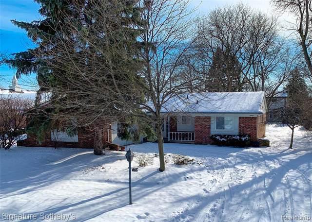 18151 Kilbirnie Ave, Lathrup Village, MI 48076 (MLS #R2200005992) :: Berkshire Hathaway HomeServices Snyder & Company, Realtors®