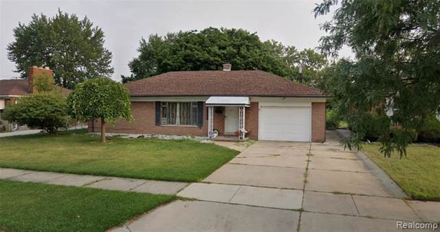 17037 Stricker Ave, Eastpointe, MI 48021 (MLS #R2200006114) :: Berkshire Hathaway HomeServices Snyder & Company, Realtors®