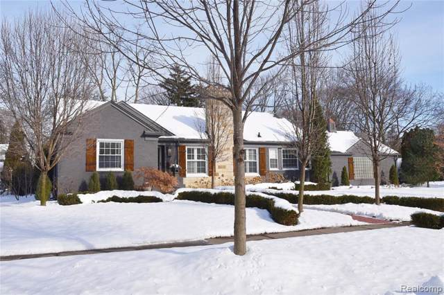 31674 Glencoe Dr, Beverly Hills, MI 48025 (MLS #R2200006134) :: Berkshire Hathaway HomeServices Snyder & Company, Realtors®