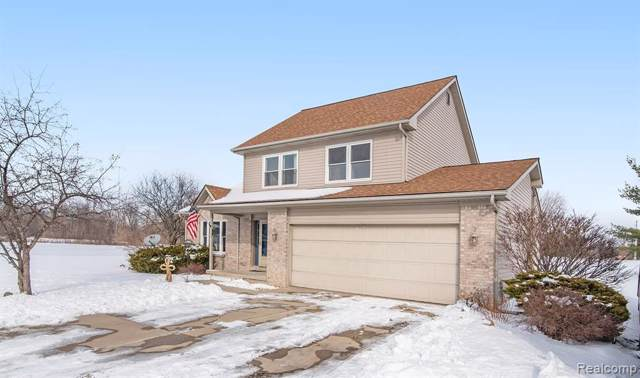8100 Nantucket Dr, N Of Livingston Coun, MI 48458 (MLS #R2200006163) :: Berkshire Hathaway HomeServices Snyder & Company, Realtors®
