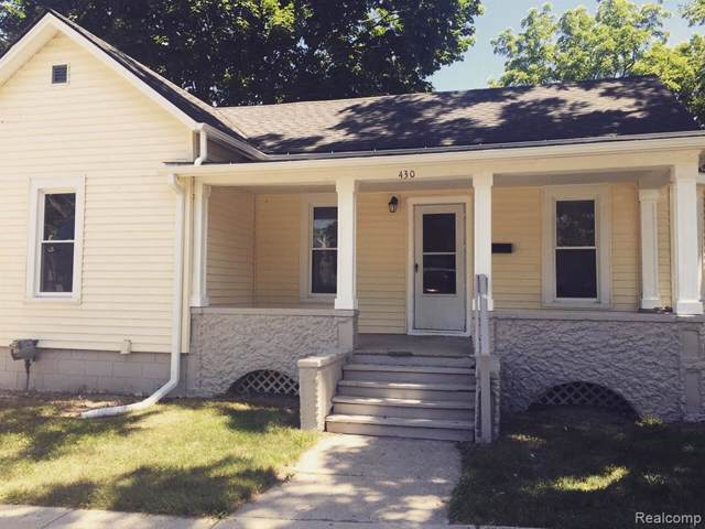 430 Ballard St, Ypsilanti, MI 48197 (MLS #R2200006358) :: Berkshire Hathaway HomeServices Snyder & Company, Realtors®