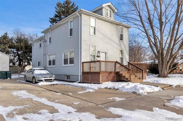 1528 Pagel Ave, Lincoln Park, MI 48146 (MLS #R2200006368) :: Berkshire Hathaway HomeServices Snyder & Company, Realtors®