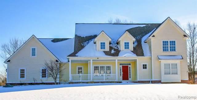 51 Parker Ln, Ortonville, MI 48462 (MLS #R2200006390) :: Berkshire Hathaway HomeServices Snyder & Company, Realtors®