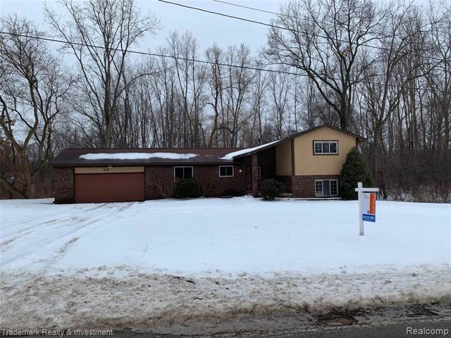 55 Granger Rd, Ortonville, MI 48462 (MLS #R2200006468) :: Berkshire Hathaway HomeServices Snyder & Company, Realtors®